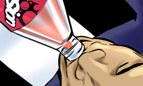 Dr Pepper/Seven Up – Red Fusion