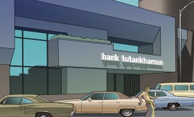 Bank Tutankhamun